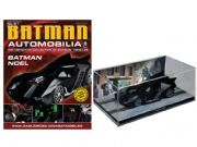 DC Batman Automobilia Collection #61 Batman Noel Batmobile Eaglemoss